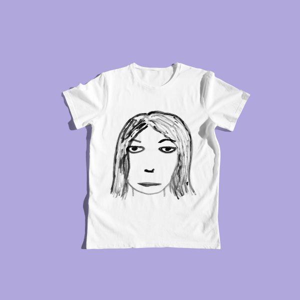 Kim Gordon T-shirt