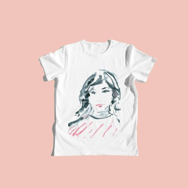 Carrie Brownstein T-shirt