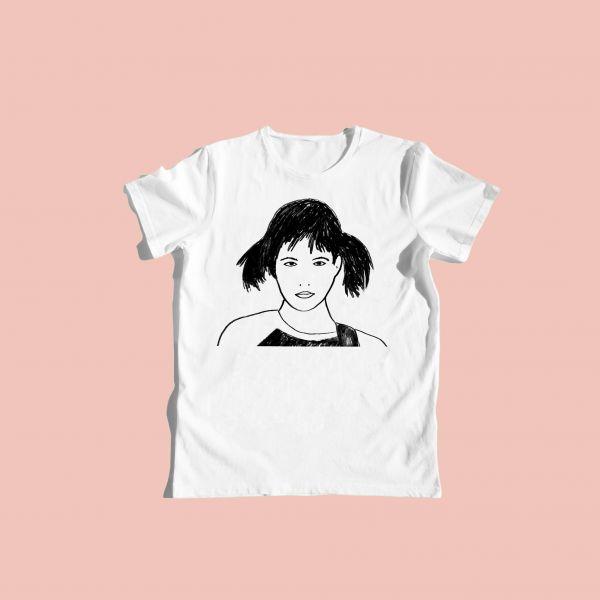 [PREORDER] Kathleen Hanna 2.0 T-shirt